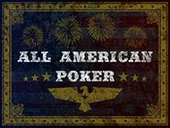 All American Poker screenshot 1