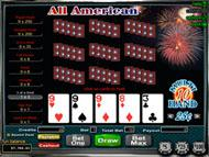 All American Poker screenshot 3
