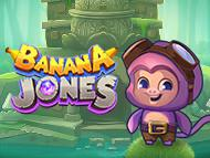Play Online Banana Jones Now