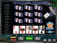 Bonus Poker screenshot 3