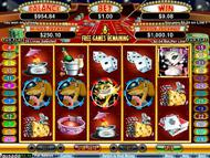 Cool Cat Cash Slot Machine