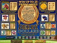 Derby Dollars screenshot 3