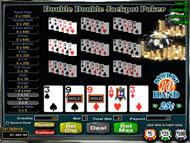 Double Double Jackpot Poker screenshot 3