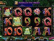 Garden slot machine