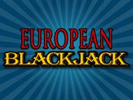 European Blackjack screenshot 1