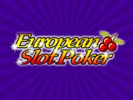 European Slot Poker screenshot 1