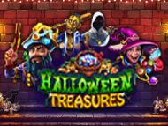 Play Online Halloween Treasures Now