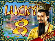 Lucky 8 screenshot 1