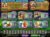 Monster Mayhem screenshot 3