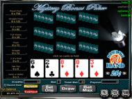 Mystery Bonus Poker screenshot 3