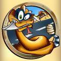 Slithering Rattlesnake