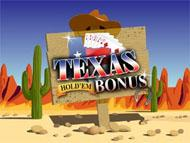 Texas Hold\'em Bonus Poker screenshot 1