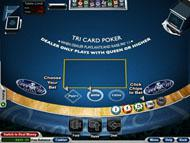 Tri-Card Poker screenshot 2