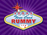 Vegas Three Card Rummy screenshot 1