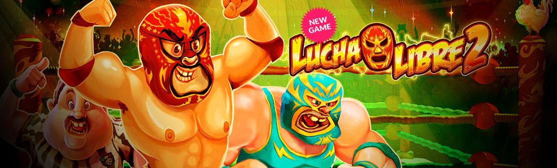 New Game: Lucha Libre 2