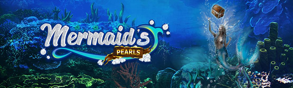 New Game: Mermaids Pearls