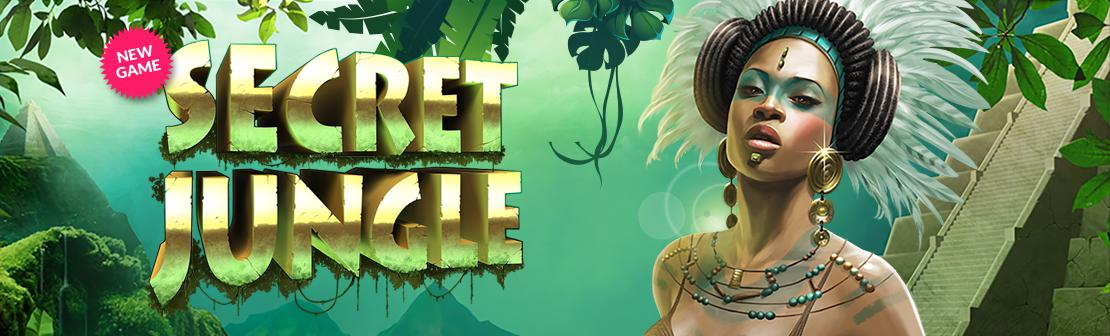New Game: Secret Jungle