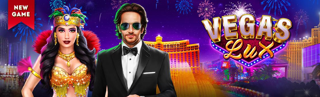 New Game: Vegas Lux