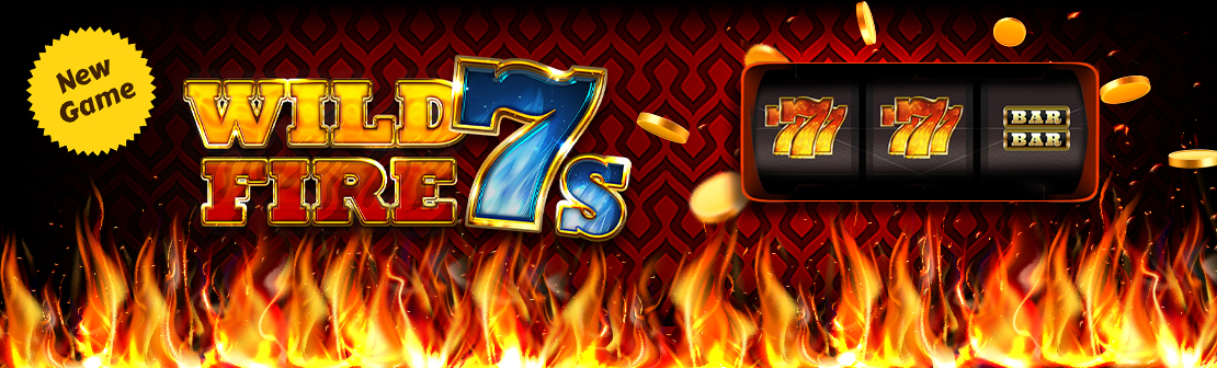 New Game: Wild Fire 7s