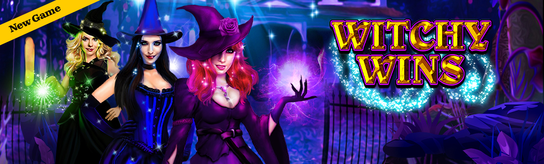 New Game: Witchy Wins
