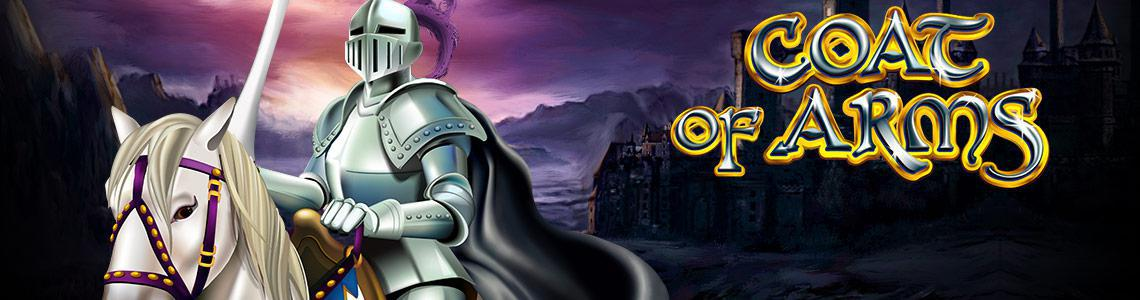 Play Coat of Arms Slots for Free and Win Big at CoolCat Casino