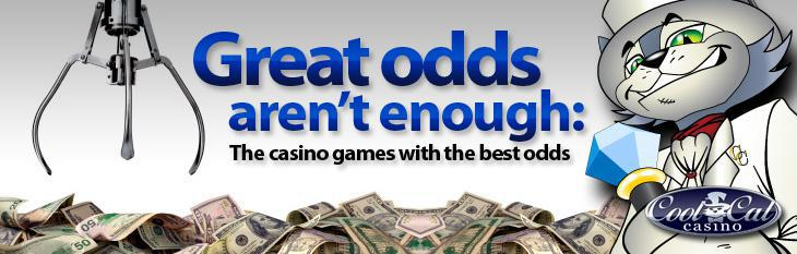 Top Four Casino Games That Give You the Chance to Win Big