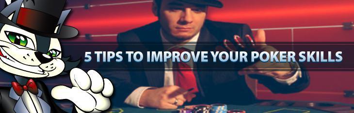 Improve Poker Skills