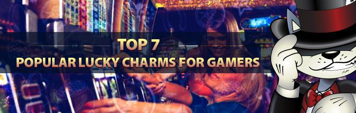 Top 7 Popular Lucky Charms for Gamers