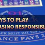 Decoding Ways to Play Free Online Casino Responsibly