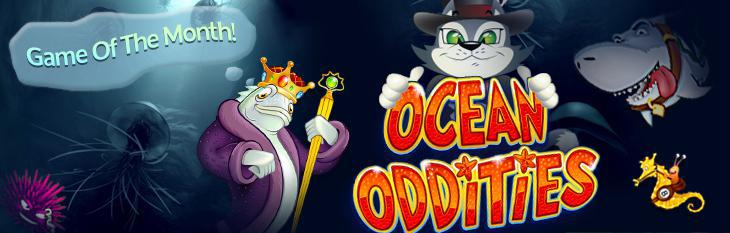 Game of the Month: Ocean Oddities