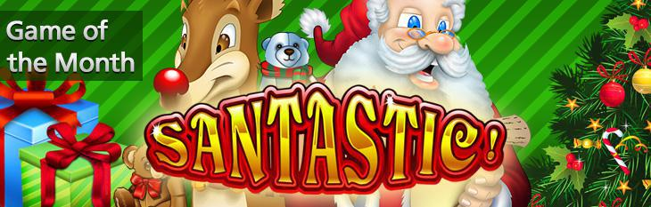 Game of the Month: Santastic!