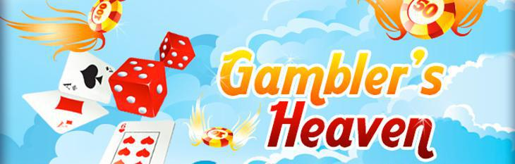 Gambler's Heaven – Your Monthly Promotion