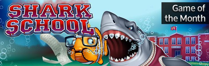 Game of the Month: Shark School