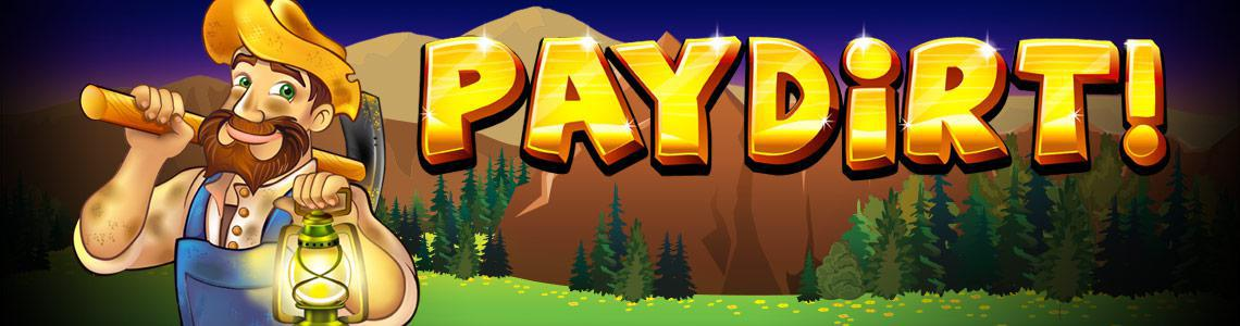 Play Paydirt Slots For Free And Win Big At CoolCat Casino
