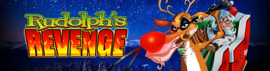 Rudolphs Revenge Slot - Try this Online Game for Free Now