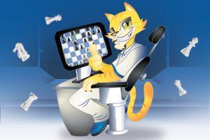 Chess master's bet