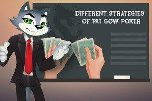 Pai Gow poker strategies