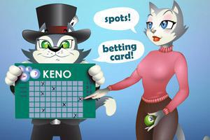 Tips how to play keno