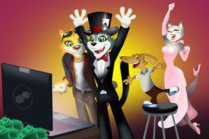 Play roulette at CoolCat Casino