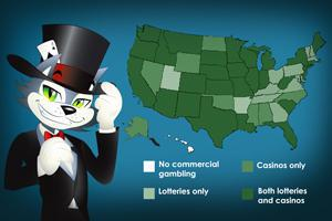 States where gambling is legal – CoolCat Casino