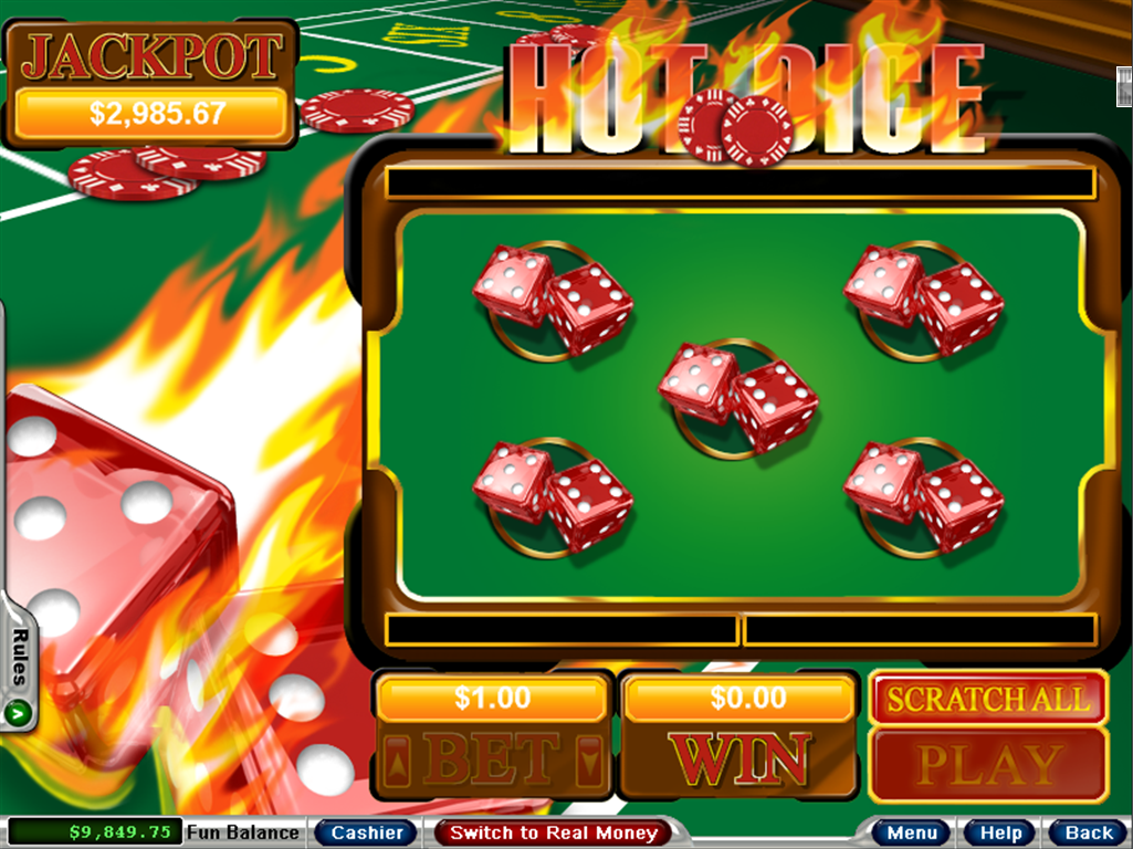 Scratch Cards Online Casino