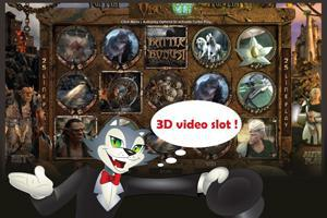 CoolCat Casino has one of the most popular 3D video slots called Orc vs. Elf