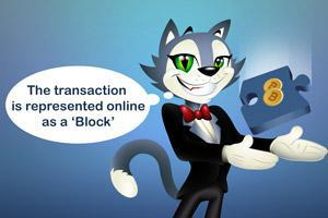 Bitcoin transactions and Blockchain technology