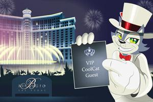 The Bellagio hotel and its VIP program
