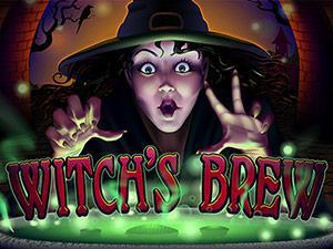 Halloween games online - Witches Brew