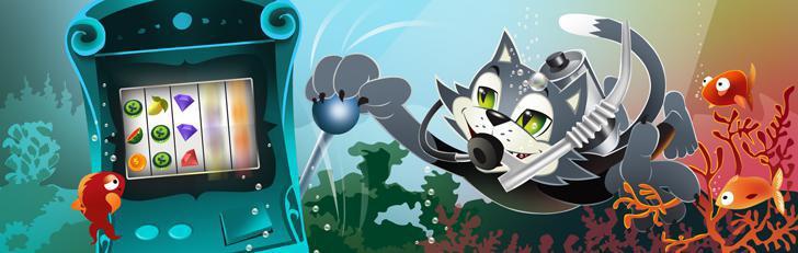 Aquatic Slots Themes Online