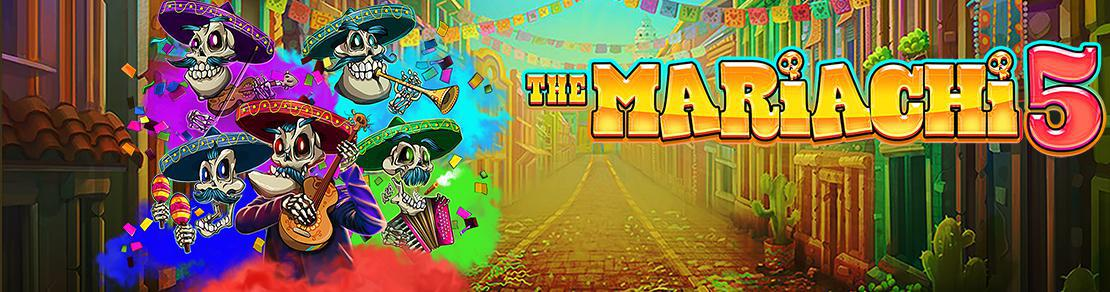 Spiele The Mariachi 5 - Video Slots Online