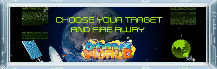 Out of this World Invasion – Monthly Promo