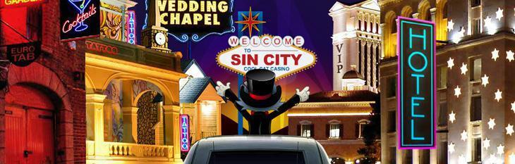 Forget Disneyland, let's go to Vegas!