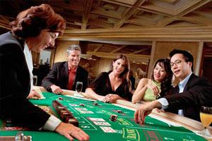 betting on a Banker Baccarat